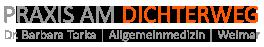 Praxis am Dichterweg Logo